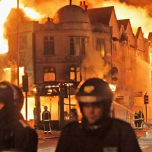 Electronic Dimensions: the effect of London riots on independent labels