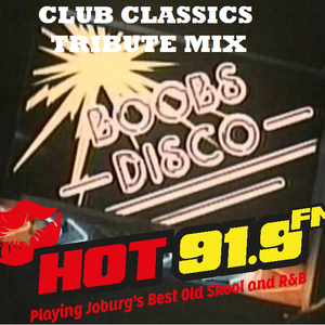 CLUB CLASSICS TRIBUTE TO BOOBS DISCO MIX 1