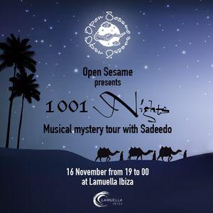 Open Sesame: 1001 Nights Preview Mixtape