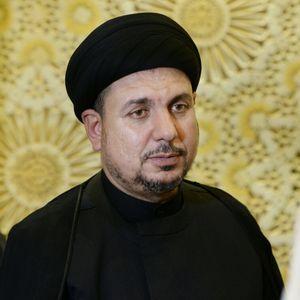 السيد هشام البطاط  يوم وفاة ام البنين مضيف ابا الفضل - تجسيل علي خضير