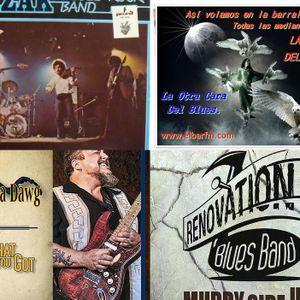 La Hora Del Búho Programa 27-08-2013 con el Blues desconocido como siempre, a la hora de siempre.