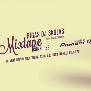 Boomex - Rīgas DJ skolas un Pioneer Mixtape konkurss 2017
