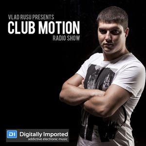 Vlad Rusu - Club Motion 218 (DI.FM)