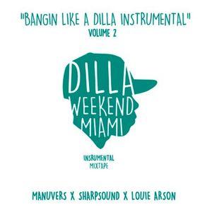 Banging Like A Dilla Instrumental_ Vol 2