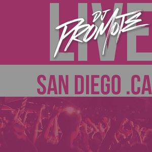 Dj Promote Live from San Diego, CA - 11/23-11/25 - SoCalYC Relentless Highlights
