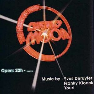 Resident DJ Team at Cherry Moon (Lokeren - Belgium) - 22 October 1994