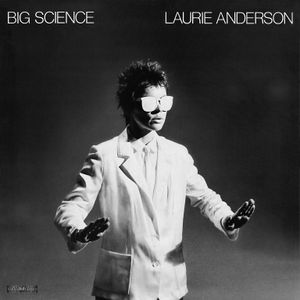 After Hours on Poplie Radio: Laurie Anderson's Big Science