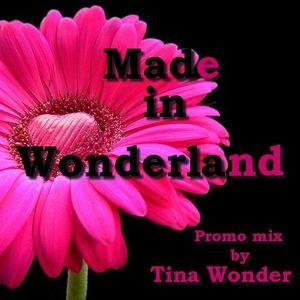 Tina Wonder - Made in Wonderland (Promo Mix)