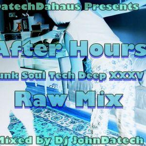 Funk Soul Tech Deep XXXV