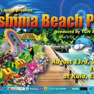 'Enoshima Beach Party' feat. Guest Live 'JAMOSA' @Kula, Enoshima 23rd August, 2014