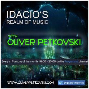 Idacio's Realm Of Music*094* (Jan 2017) w/Oliver Petkovski on Digitally Imported Progressive Channel