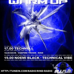 13.02 - Warm Up@Techmell
