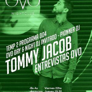 Vitamina Temp. 02 Cap. 004  Tommy Jacobs  Logiztik Sound & Maxi Scarani