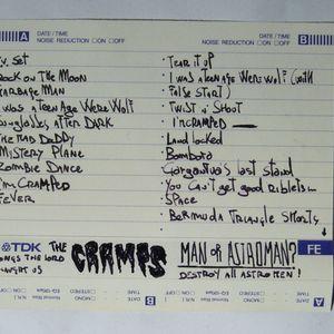 Cramps-SongsTheLordTaughtUs/ManOrAstroMan-DestroyAllAstromen - Side B [TDK FE60]