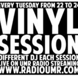 """Nomad P @ Radio UMR """"Vinyl Session"""""""