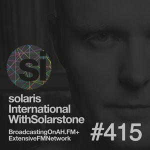 Solaris International Episode #415