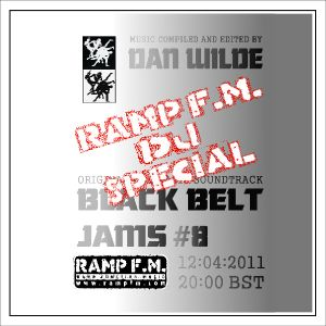 Black Belt Jams #8 inc. RampFM DJ special mix