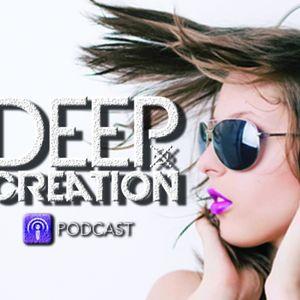 DEEP CREATION Podcast Vol 1 - Slim Dean