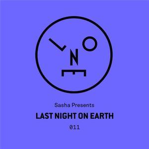 Sasha - Last Night On Earth 011 -Live @ Medellion, Columbia  21-03-2016