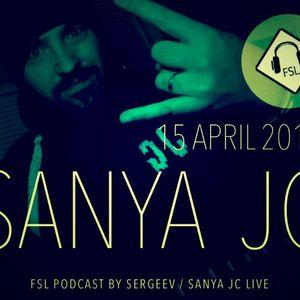 FSL Podcast 15 Apr 2016 - Sanya JC Live