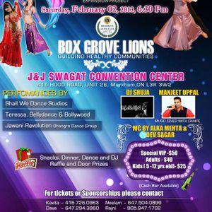 DJ SHUJA BOX GROVE LIONS CLUB TEASER