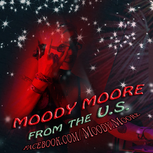 """Night Sirens Podcast show - DJ Moody Moore (USA) """"Love&Loss"""" New Year's Eve guest mix (29.12.2016)"""