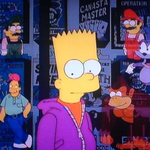 """The Simpsons """"Marge Be Not Proud"""""""