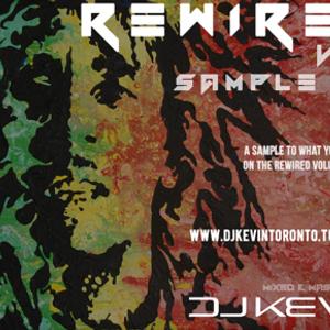 DJ Kevin - Rewired Podcast Series (Vol.2)