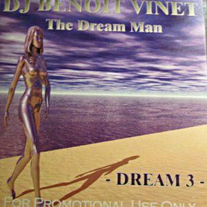 Benoit Vinet-Dream Man old school set Dream-3 From 1997 to 2002