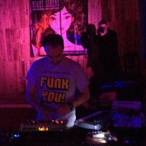 funk you liveset (on Korg Electribe) @ Night Sirens