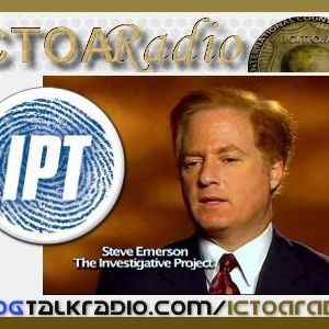 IPT Founder/Executive Director Steve Emerson