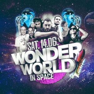 LIVE At WONDERWORLD AFTER 2014