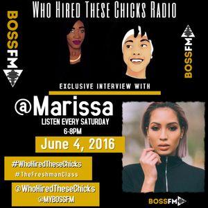 WHTC [FULL EPISODE] Exclusive Interview w/ Marissa