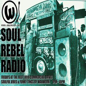 Soul Rebel Radio Promo Mix