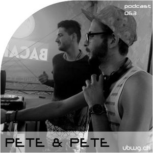 Podcast 063 - Pete & Pete - ubwg.ch