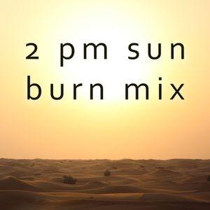 2pm sun burn mix