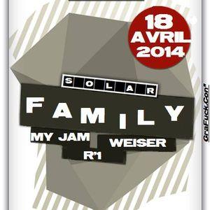 La Solar Family Au Boulot part 1