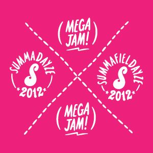 Summadayze 2012 Mega Jam Mash Up