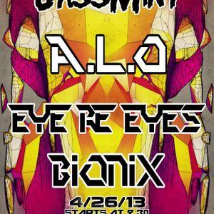 April 26th Eyere