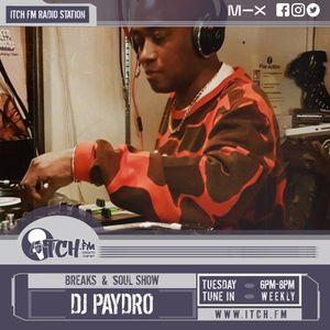 DJ Paydro - Breaks & Soul Show - 109