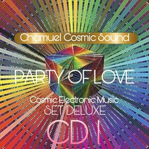 PARTY OF LOVE CD1 - CHAMUEL - SESSION MUSIC ELECTRONIC  COSMIC 23.05.2019