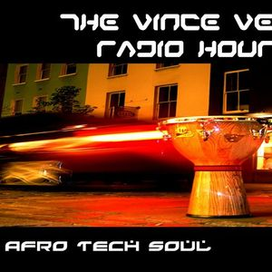 AFRO TECH SOUL SESSIONS - MIXED BY VINCE VEGA AILEY - MARCH EDITION 2011