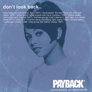 PAYBACK Vol 76 December 2008