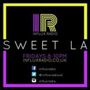 Sweet LA - Influx Radio Show Friday 1st December