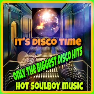 """it's disco time only 12"""" part1"""
