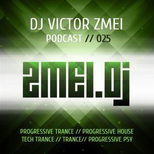 Dj Victor Zmei podcast 25