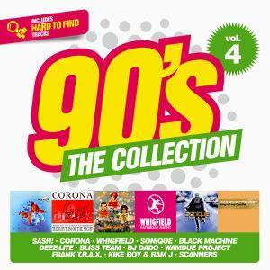Blanco Y Negro - 90's The Collection Vol.4 (2019) CD1