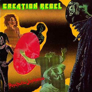 Creation Rebel_1985-01-21_Bochum Rare live Creation Rebel