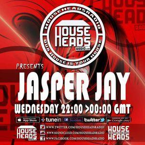 JASPER JAY - MIDWEEK SESSIONS FUNKY HOUSE SET - HOUSEHEADS RADIO - 18.01.17