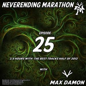 Max Damon - Neverending Marathon 025 (2012-08-18)